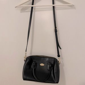 COACH crossbody purse Navy